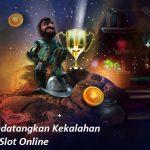 Hal Yang Mendatangkan Kekalahan Pada Pemain Slot Online
