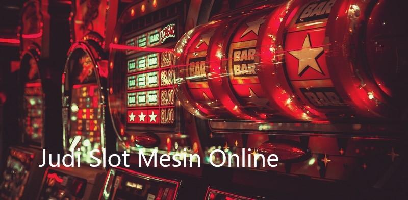 Bandar Judi Slot Mesin Online